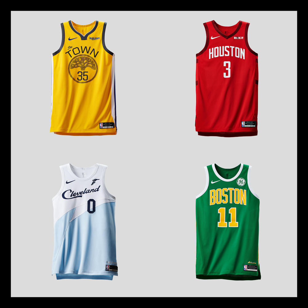 Introducing the Nike NBA Earned Edition Uniforms