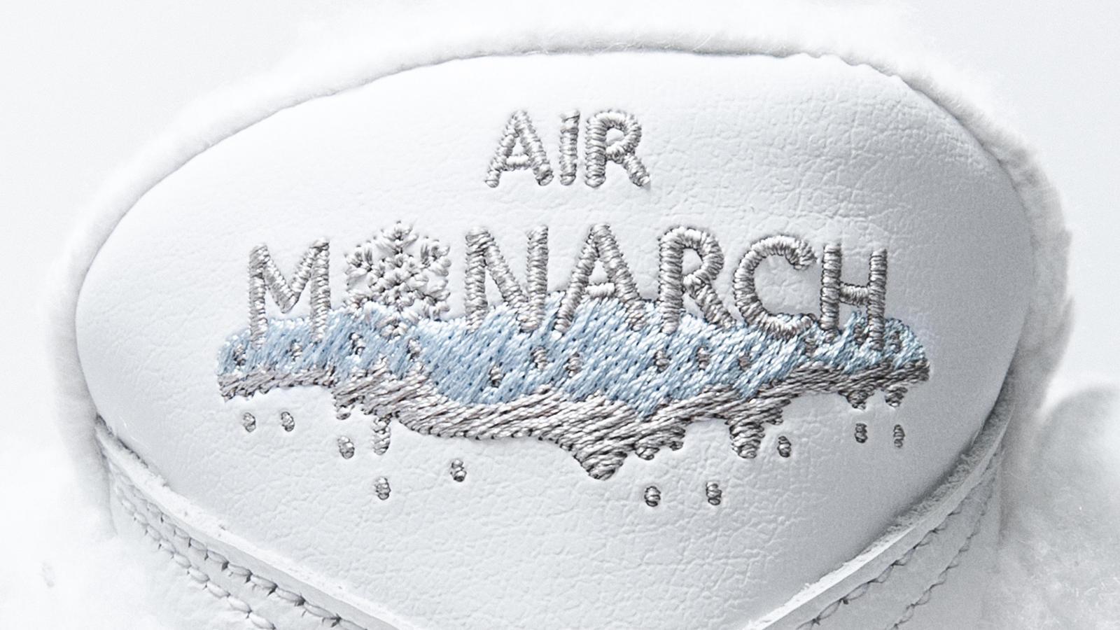 air monarch snow