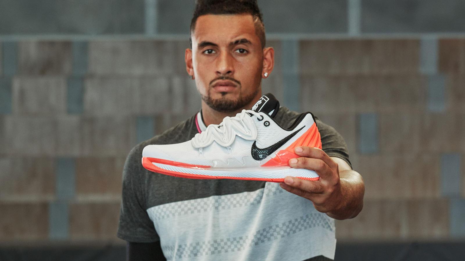 Nike Vapor X KYRIE 5 - Nike News