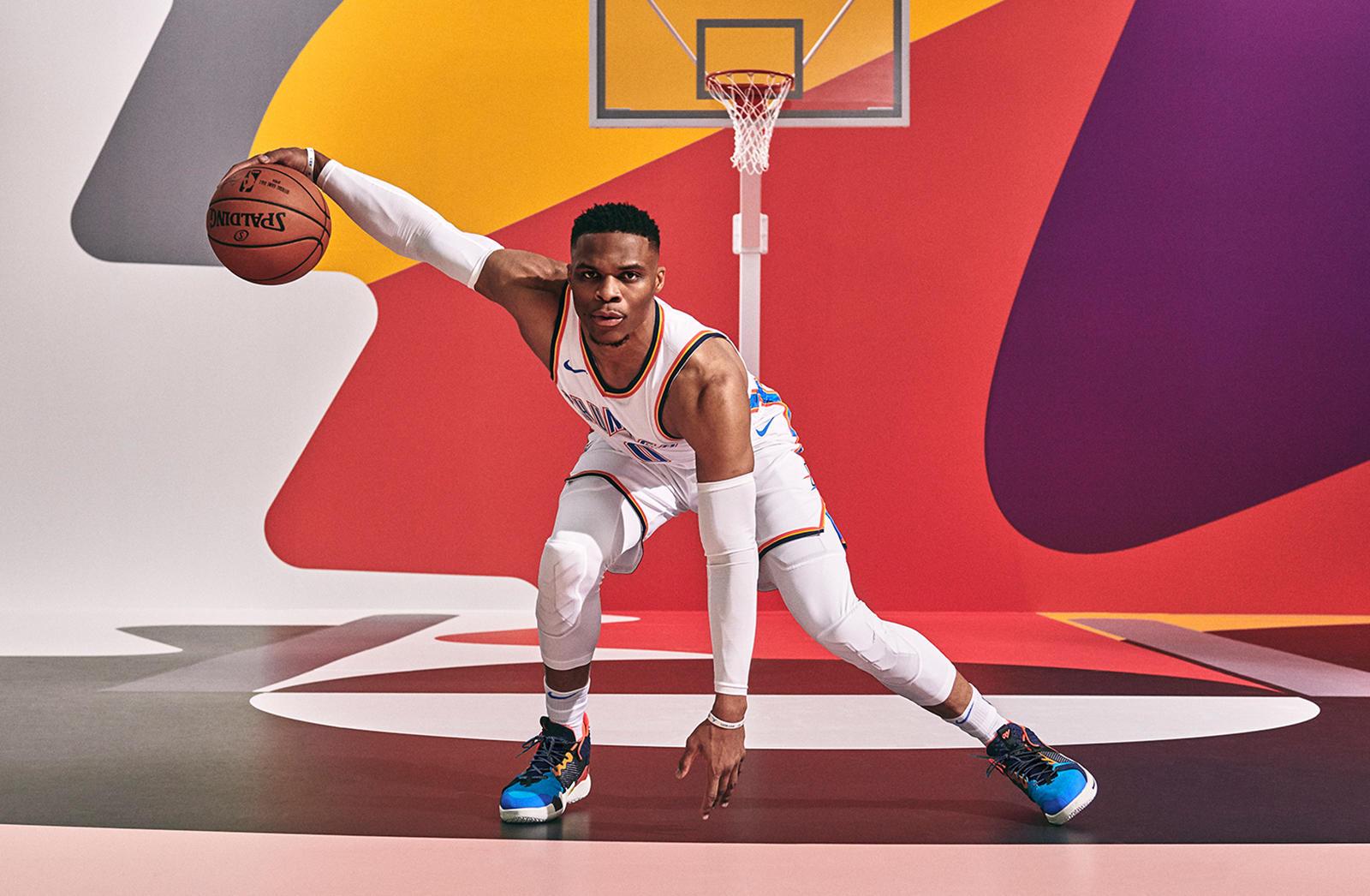 Jordan Westbrook Why Not Zer0.2 - Nike News