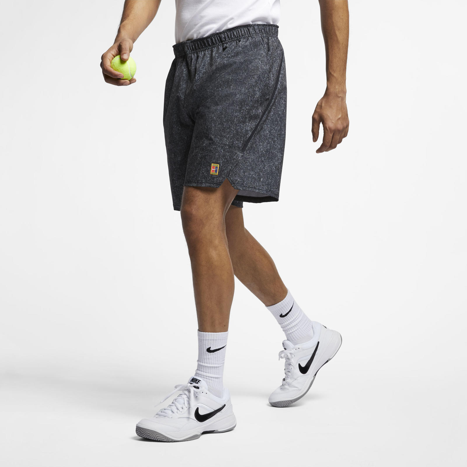 Vintage Vibes, Future Fabrics for the NikeCourt Melbourne Collection 24