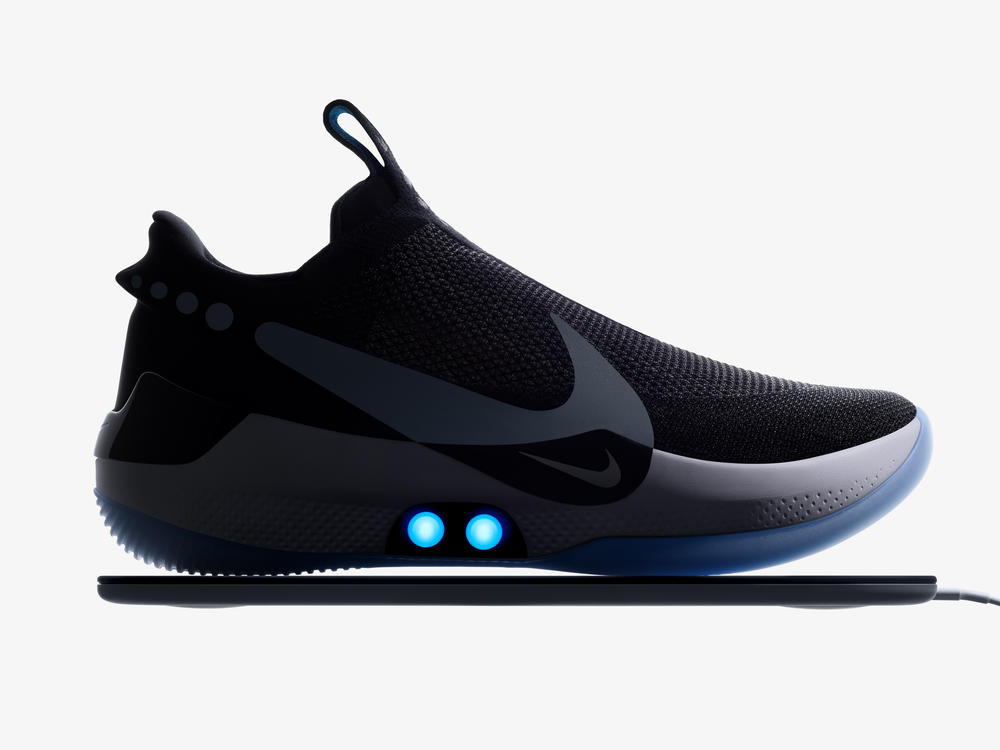 Breaking Down the Nike Adapt BB