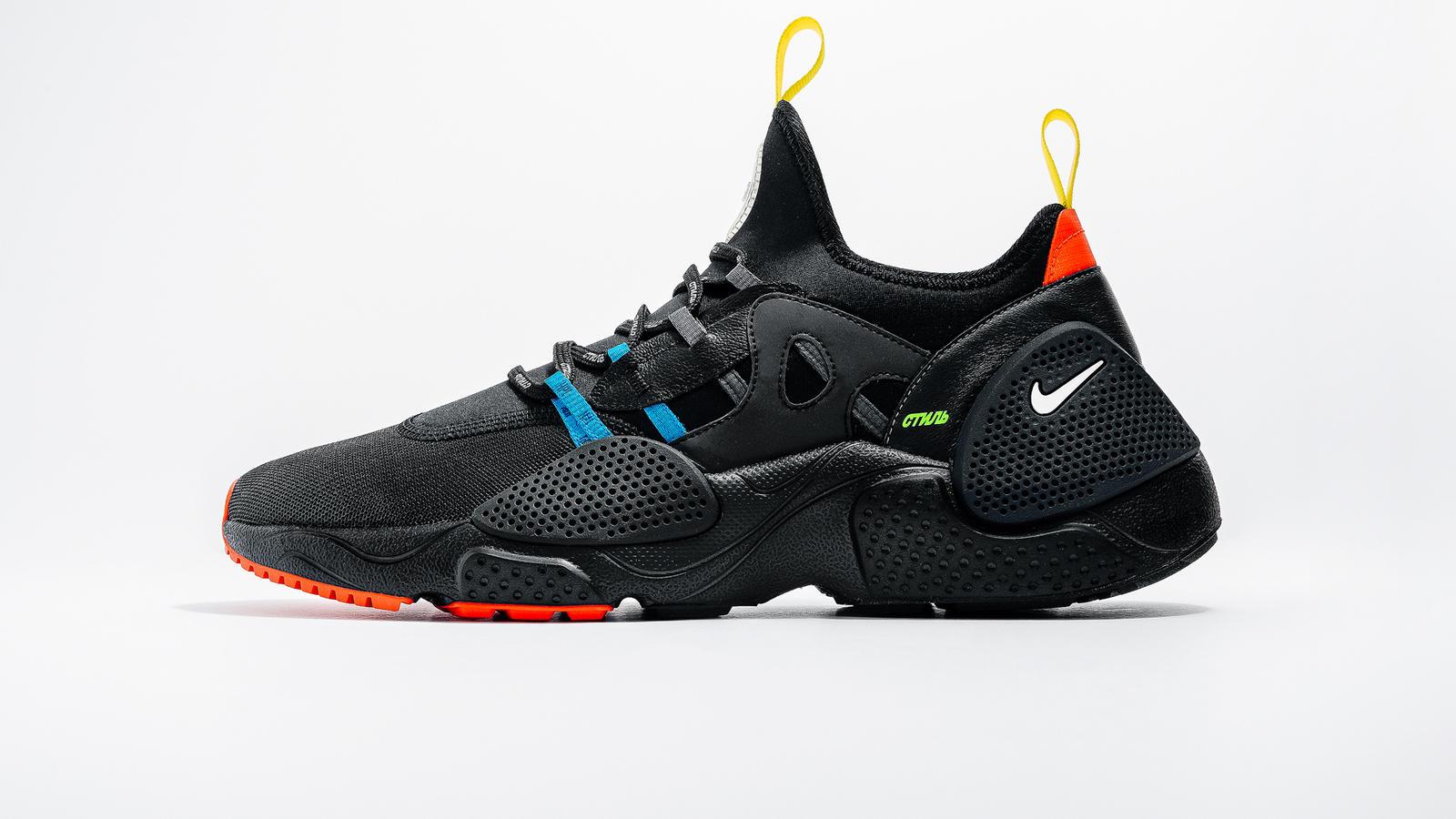 Nike x Heron Preston Huarache E.D.G.E. 0