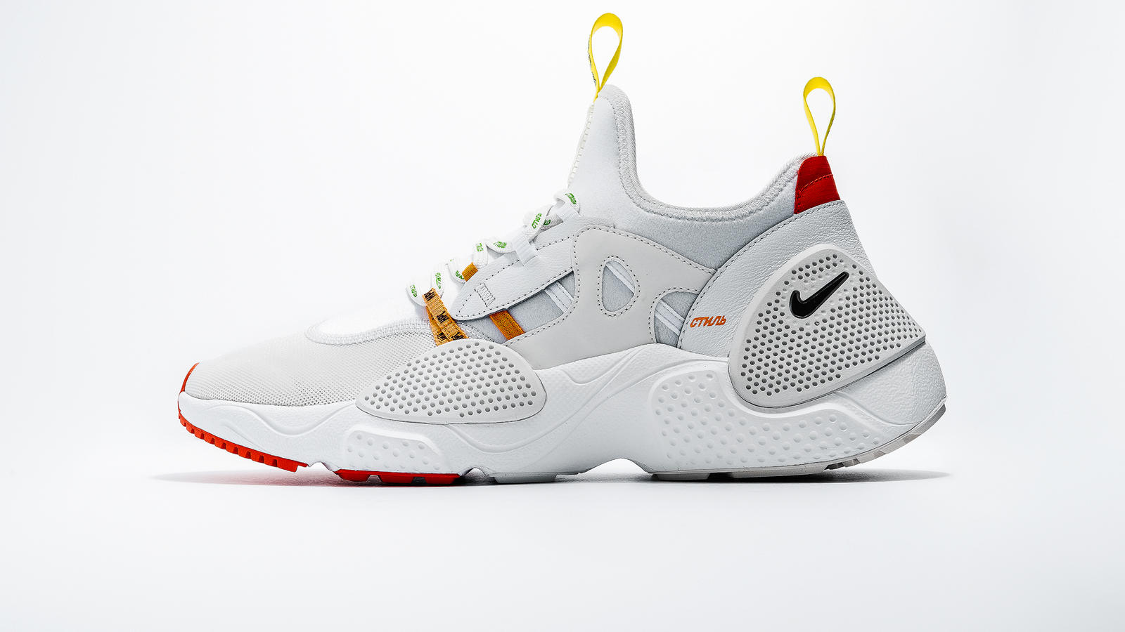 Nike x Heron Preston Huarache E.D.G.E. 1