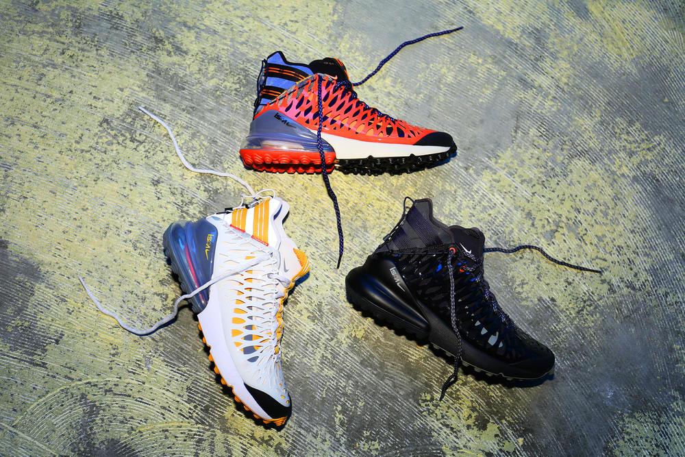 Nike ISPA Air Max 270