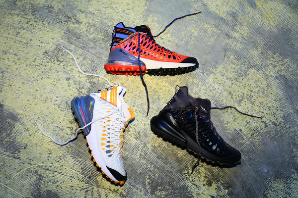 3b48ba19a5fa Nike ISPA Air Max 270 - Nike News