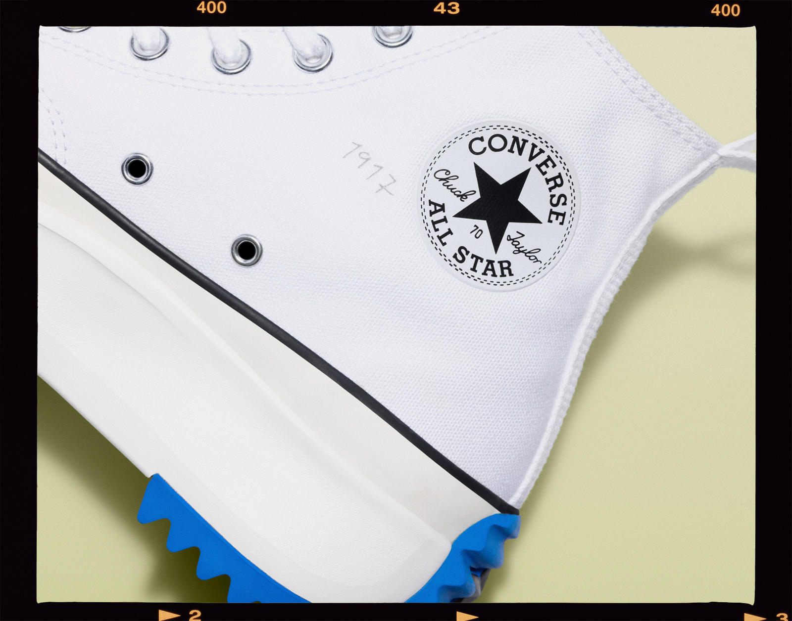 Building the Converse x JW Anderson Run Star Hike 1