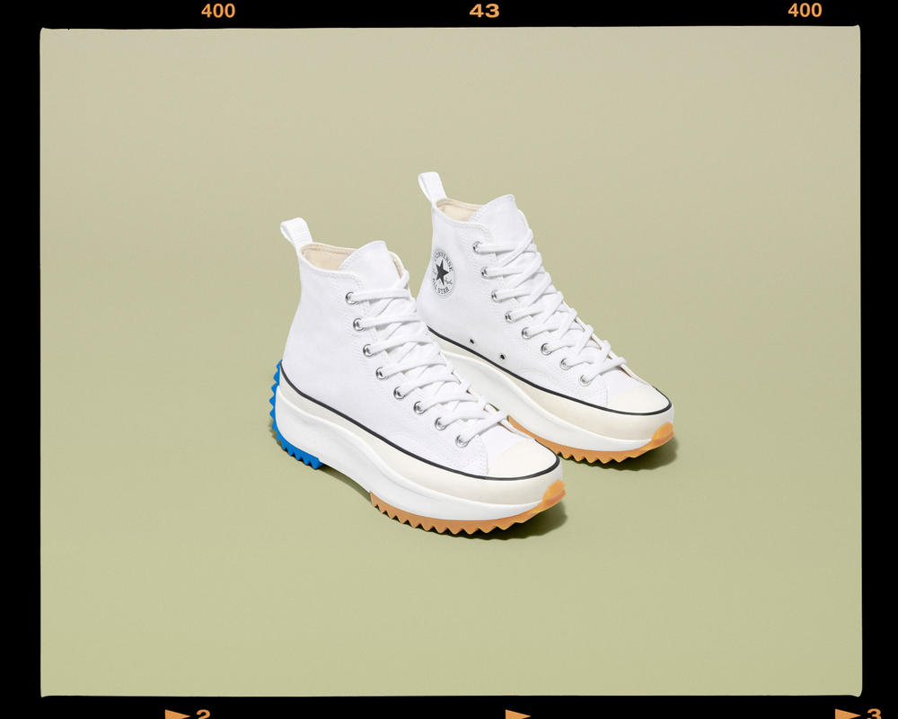 Building the Converse x JW Anderson Run Star Hike
