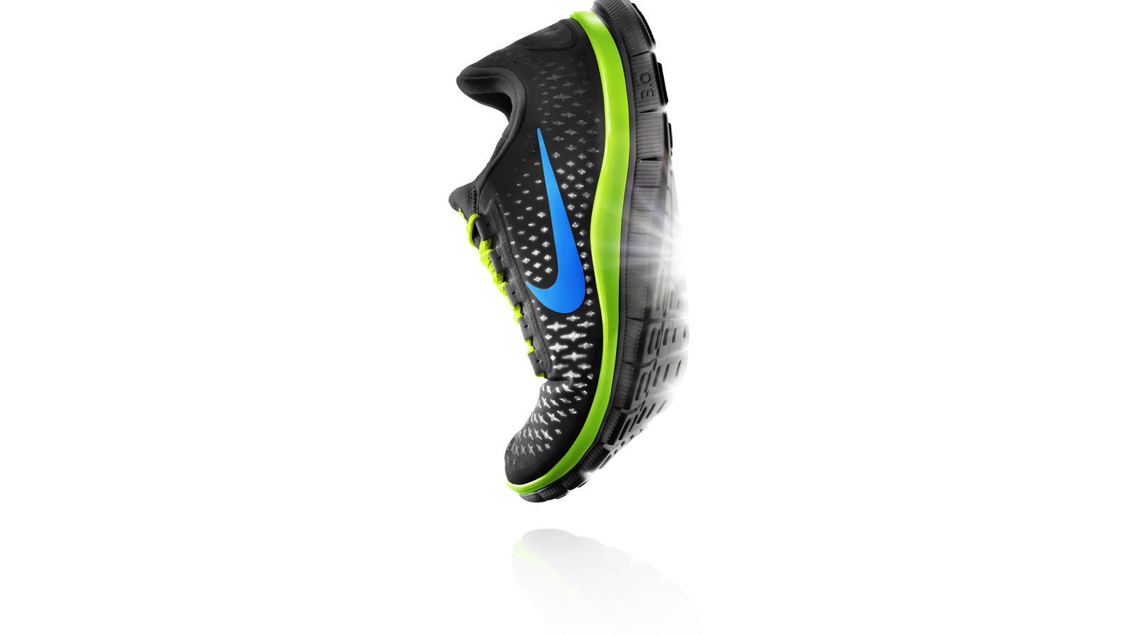 Nike Free shoes launch on NIKEiD - Nike