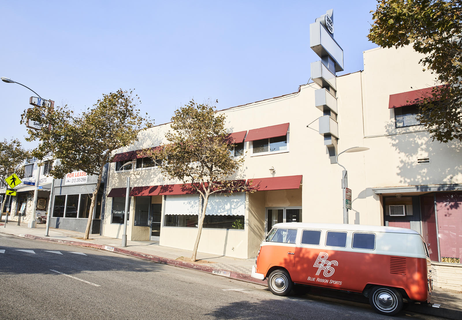 Runner's Reprise: Nike's Original Door Reopens in Santa Monica 2