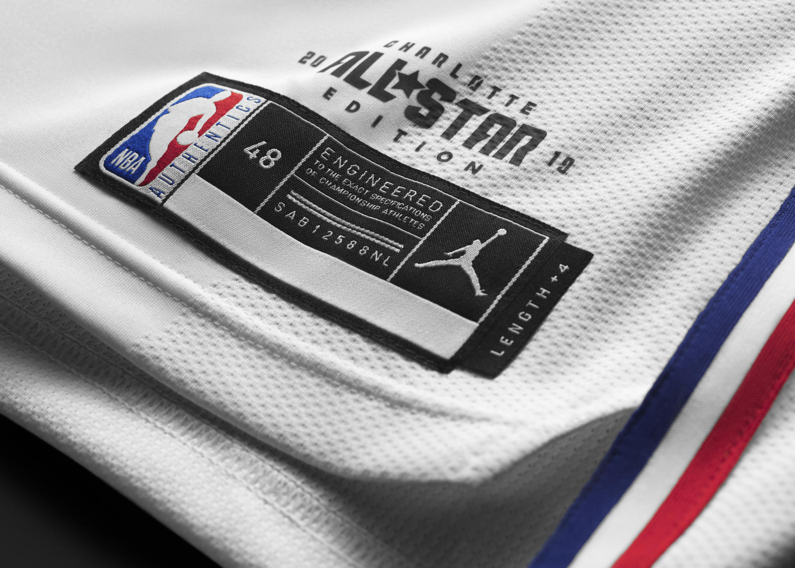 Here are the 2019 Jordan Brand NBA All-Star Edition Uniforms 5