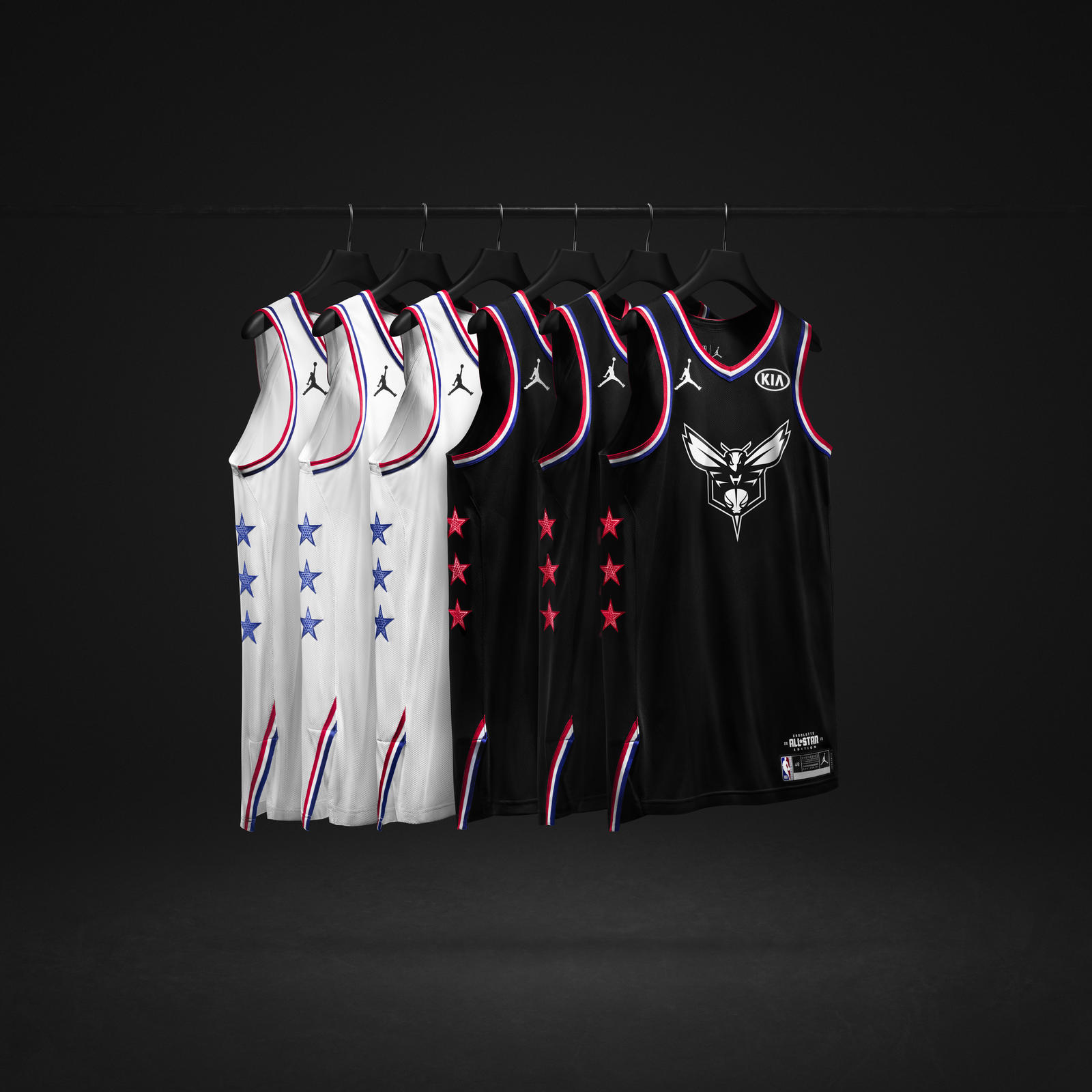 Here are the 2019 Jordan Brand NBA All-Star Edition Uniforms 9