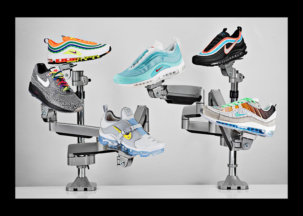 Here are the Final Designs of the Nike: On Air Winners