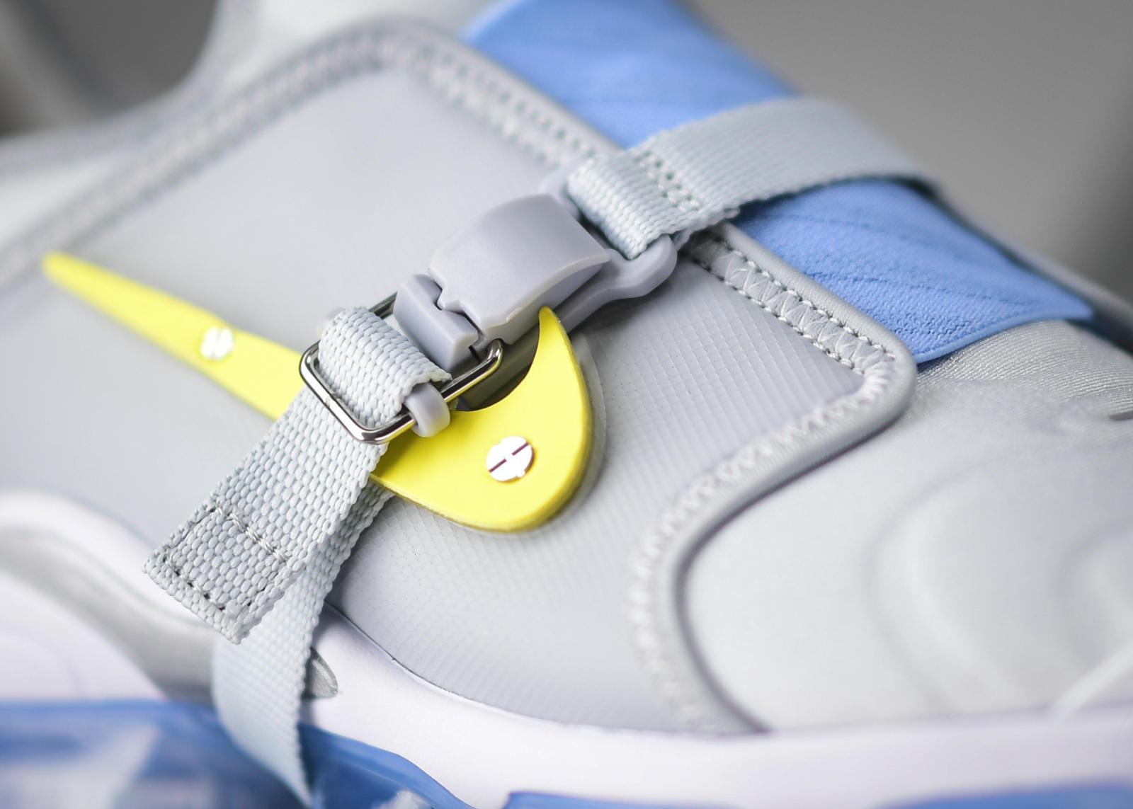 Nike Air VaporMax Plus Sneaker Schwarz F004