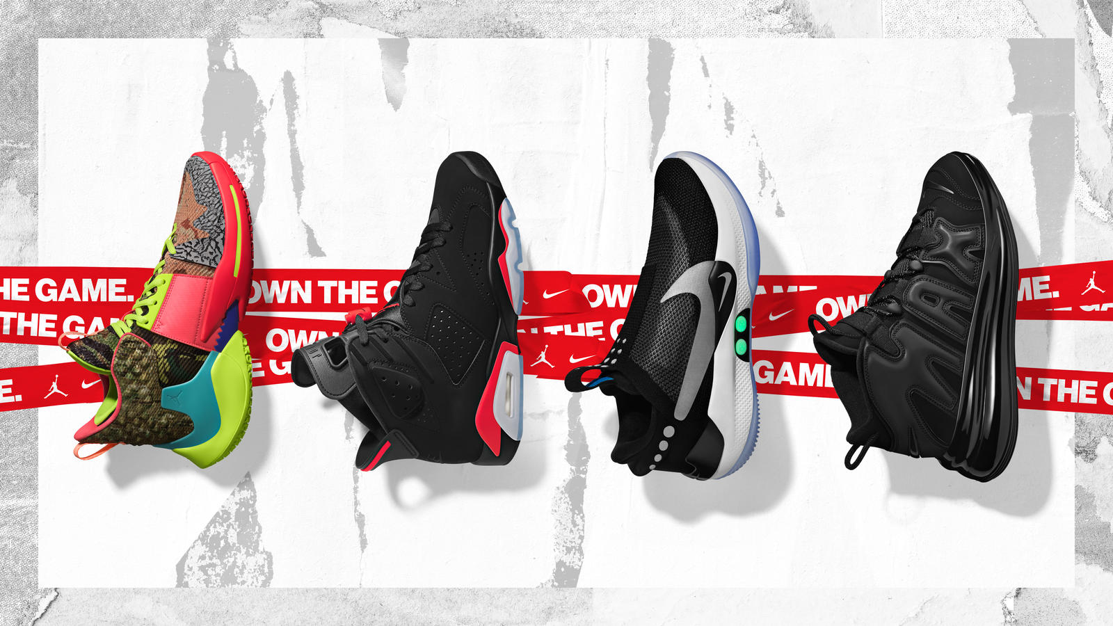 3b0fa85d1b Nike and Jordan Brand's 2019 NBA All-Star Footwear Drops - Nike News