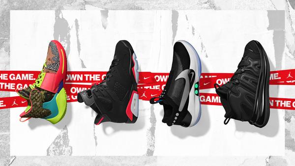 wholesale dealer caba3 0e6c8 Nike and Jordan Brand s 2019 NBA All-Star Footwear Drops - Nike News