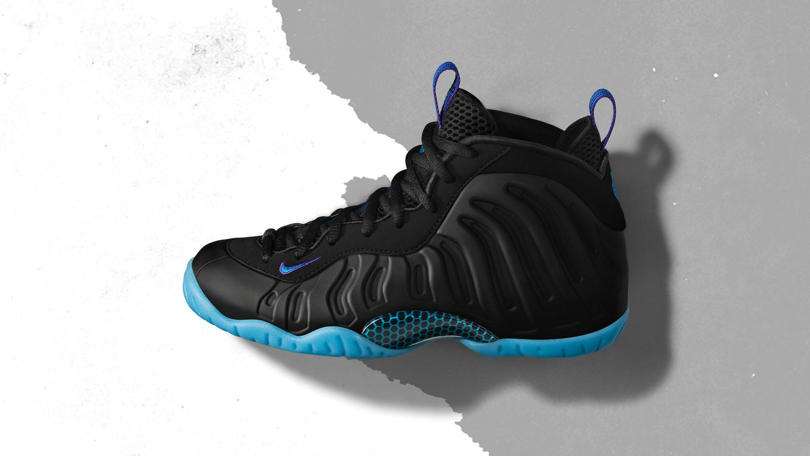 ef0ae5f44dc Nike Little Posite One - Nike News