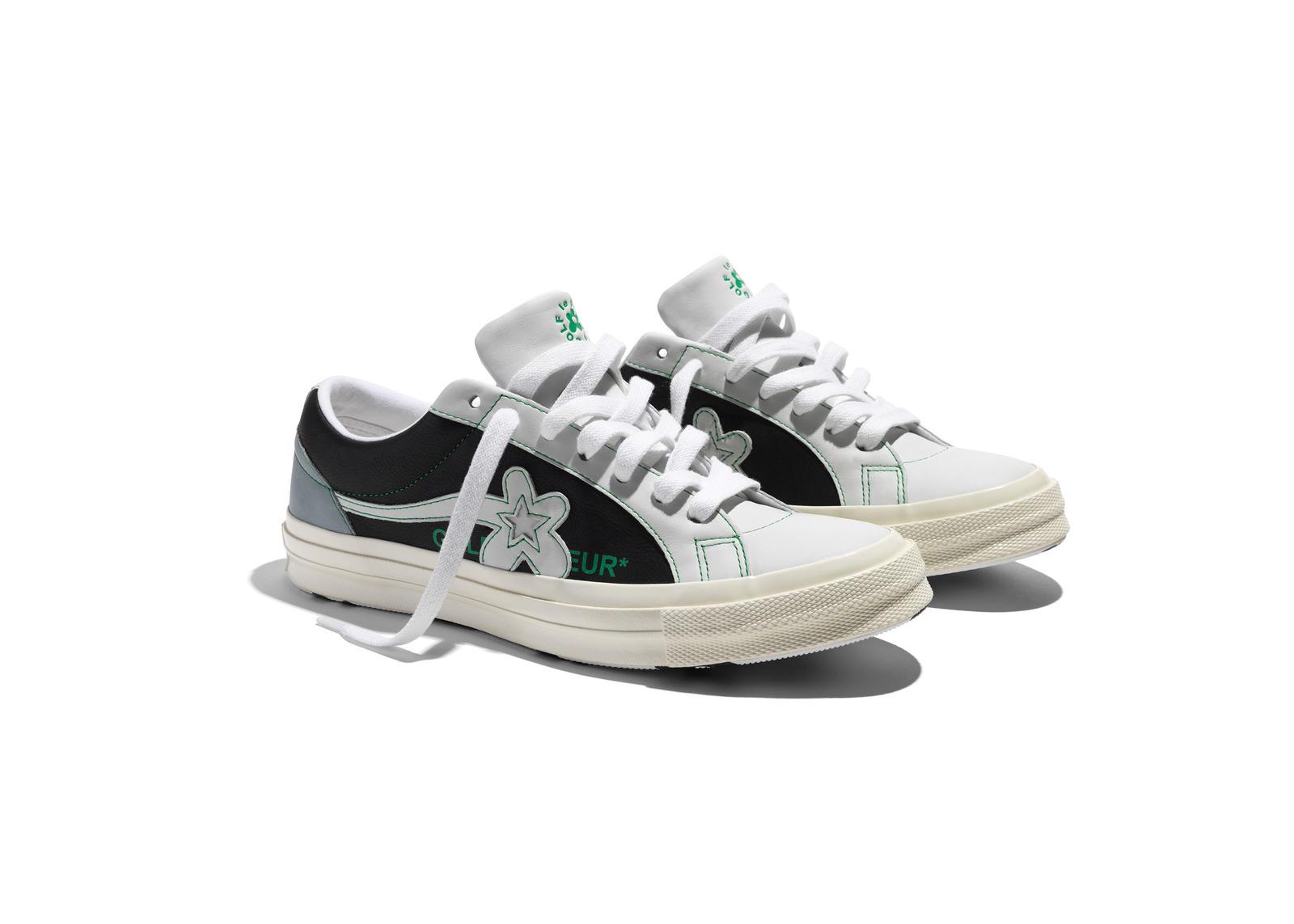 1b69f20fd20242 Converse x GOLF le FLEUR  Goes Two-Tone - Nike News