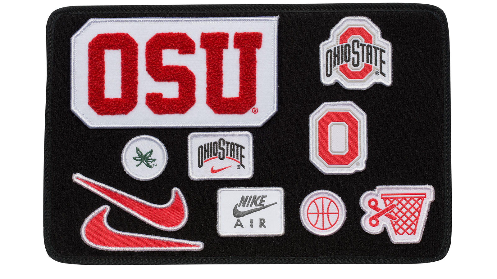 Customize for Tourney Time with Collegiate Patches from Nike By You 2