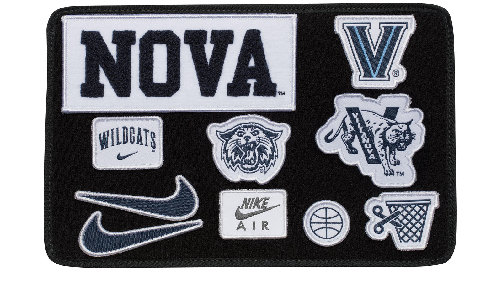 Customize for Tourney Time with Collegiate Patches from Nike By You 4