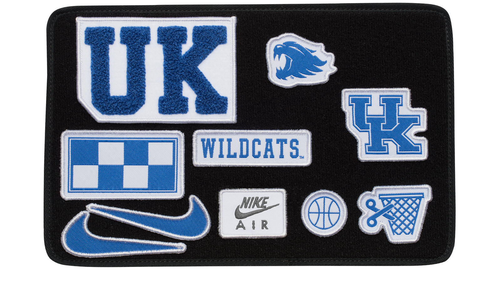 Customize for Tourney Time with Collegiate Patches from Nike By You 7