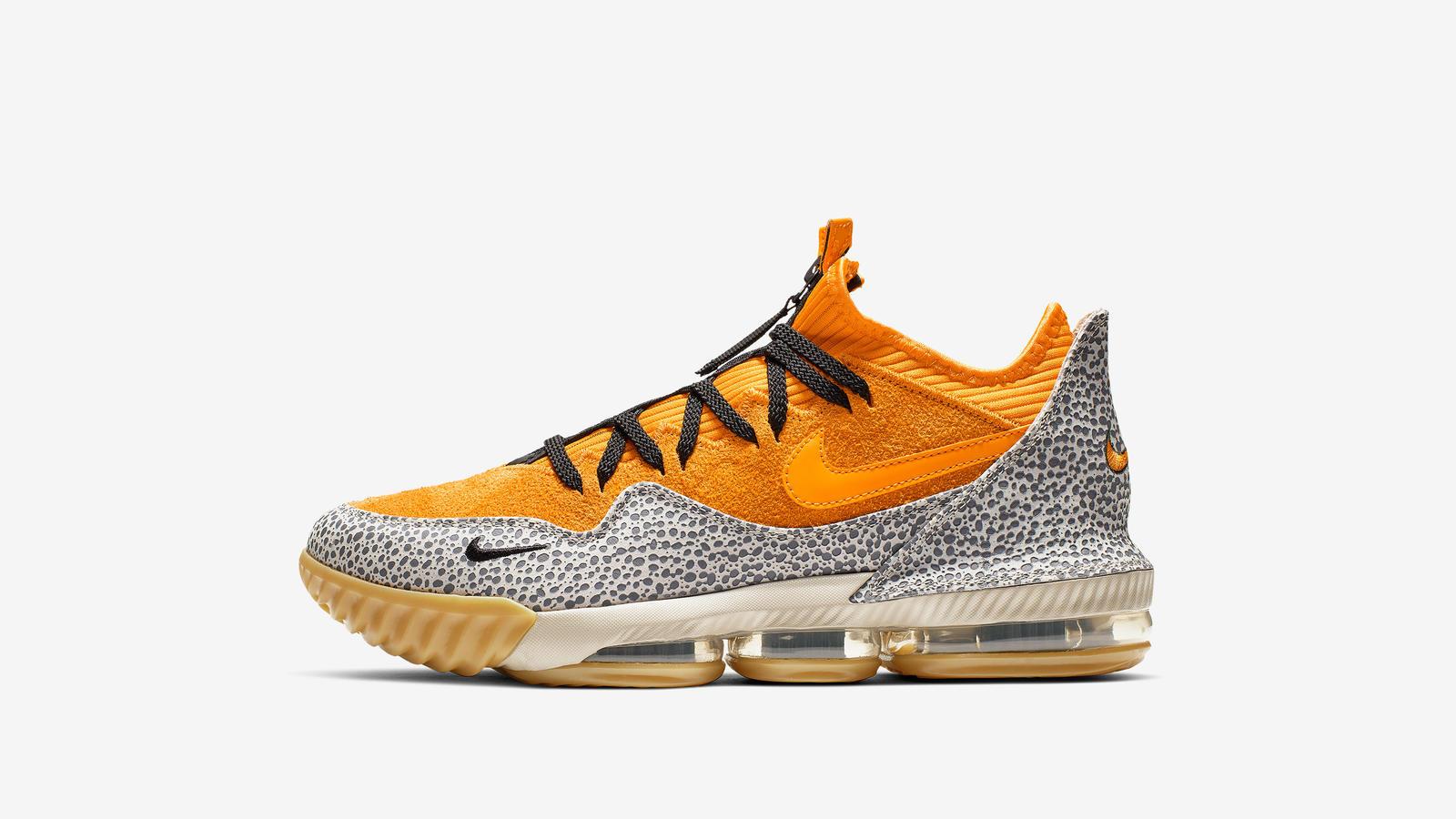 Nike Lebron16 Low X Atmos 1