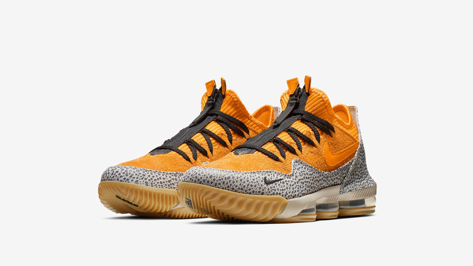 Nike Lebron16 Low X Atmos 2