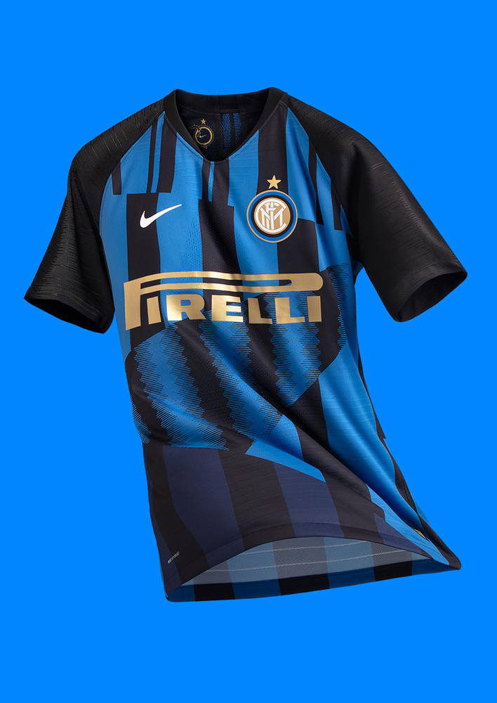 Nike and FC Internazionale Milano Raid the Vault for 20th Anniversary Jersey