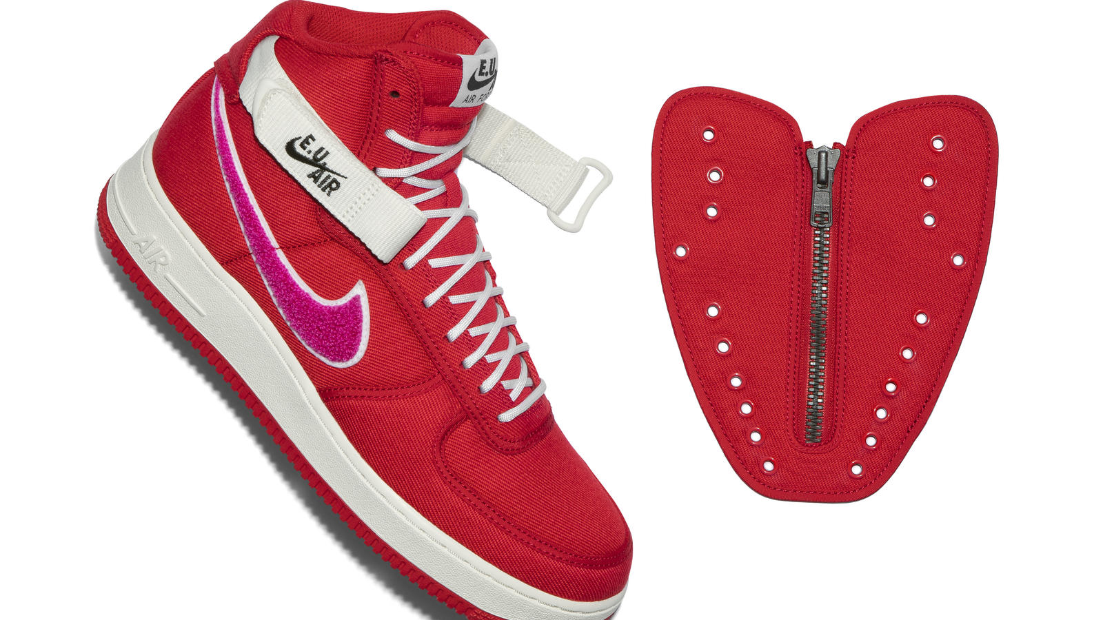 Nike Air Force 1 x Emotionally Unavailable 5