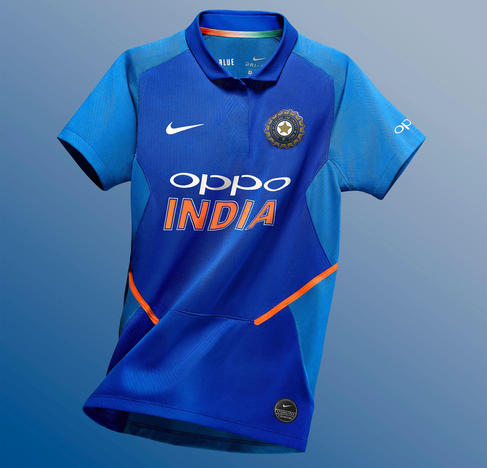 India Cricket Kits - Nike News