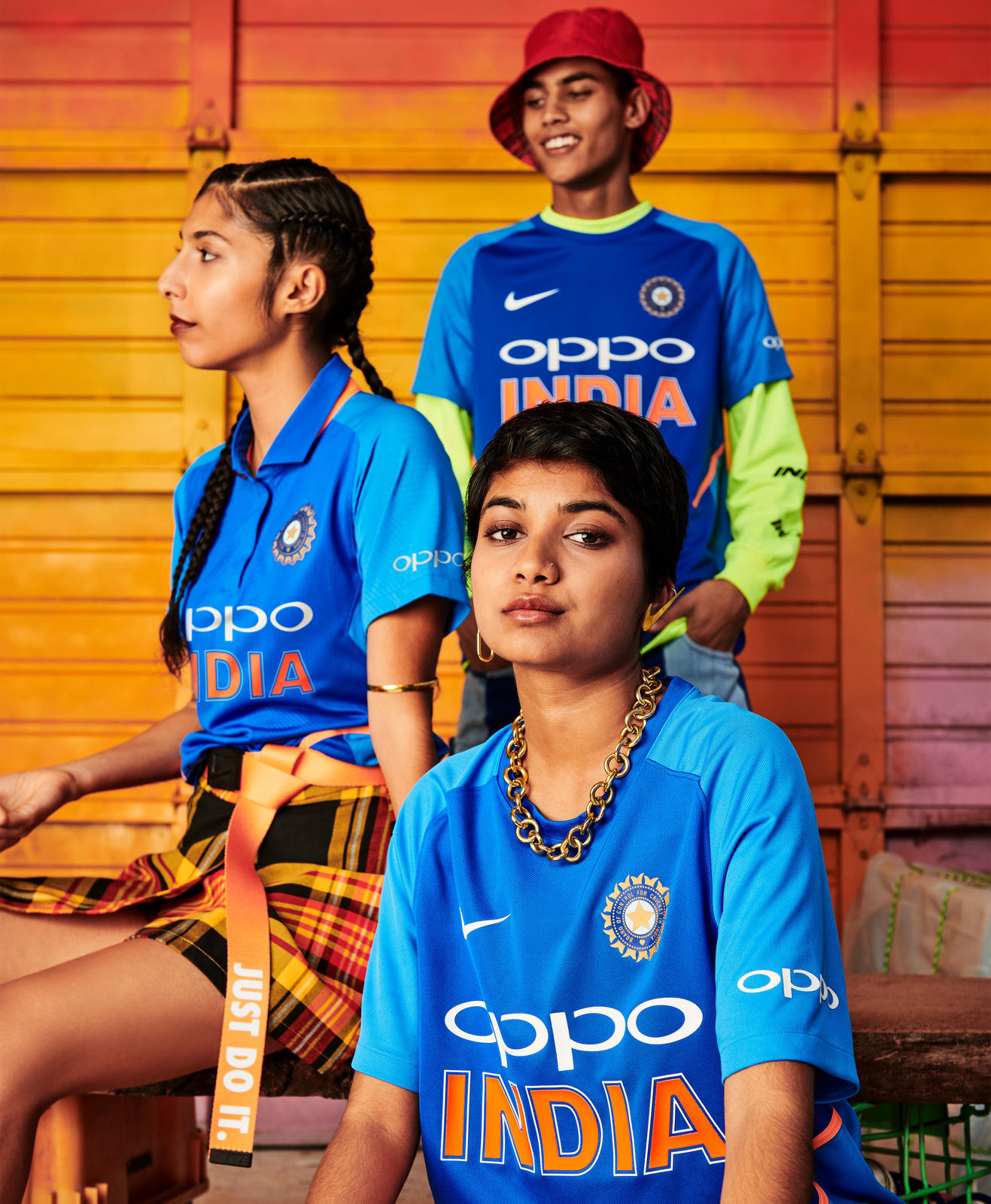 India's New Look National Team Cricket Kits  6