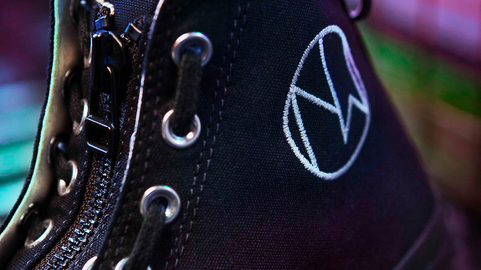 Converse Chuck 70 x Undercover 'Black' New Warriors
