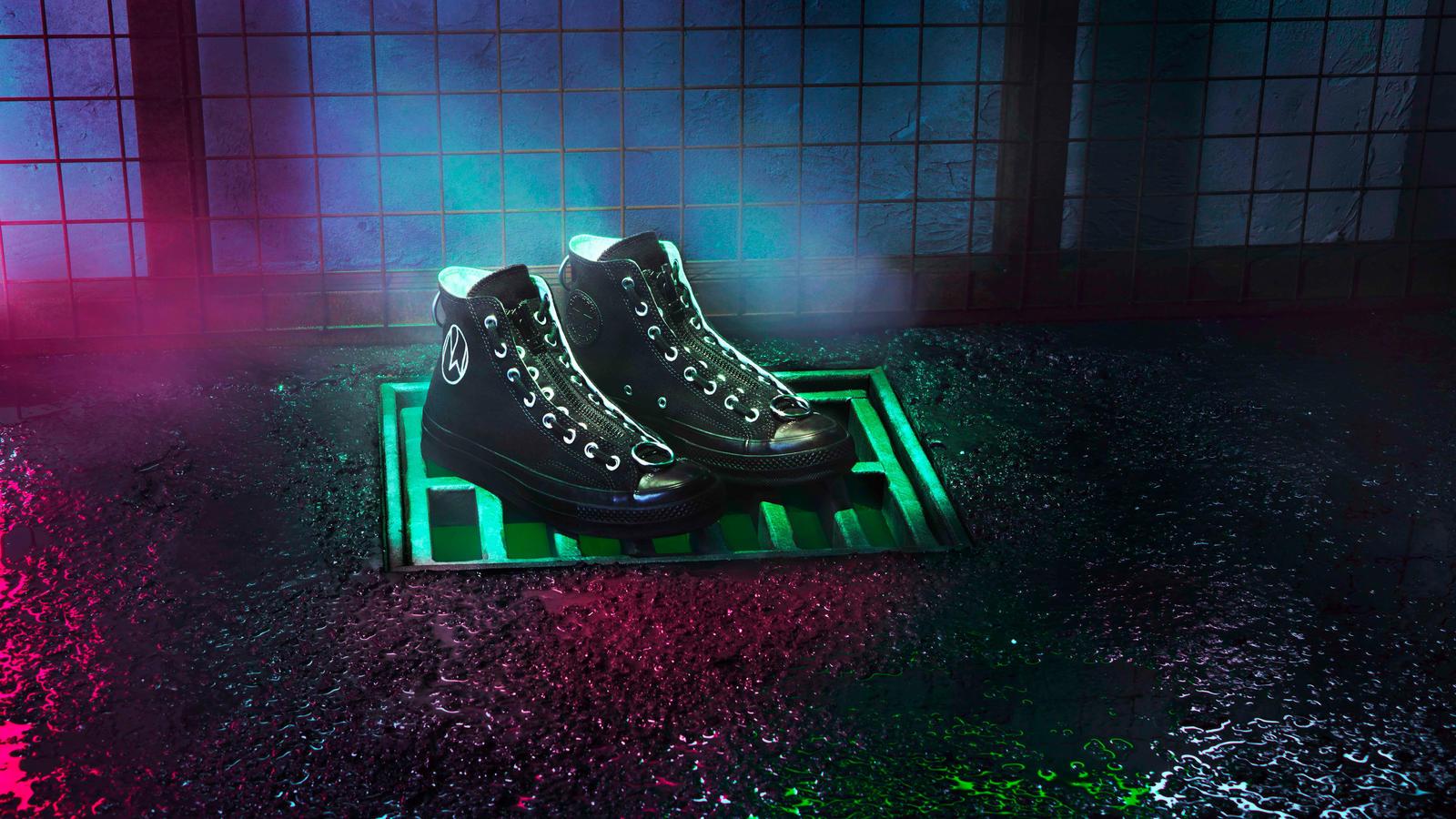 "5b4feb9715b Converse x Undercover ""New Warriors"" Chuck 70 Collection - Nike News"