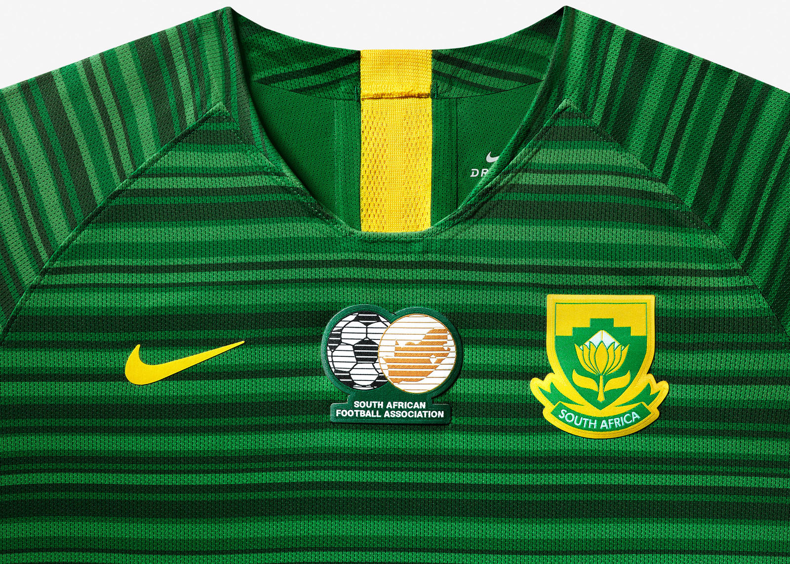 South Africa National Team Kit 2019 3