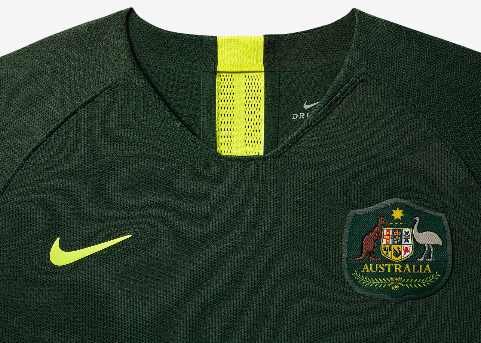 Australia National Team Kit 2019 0