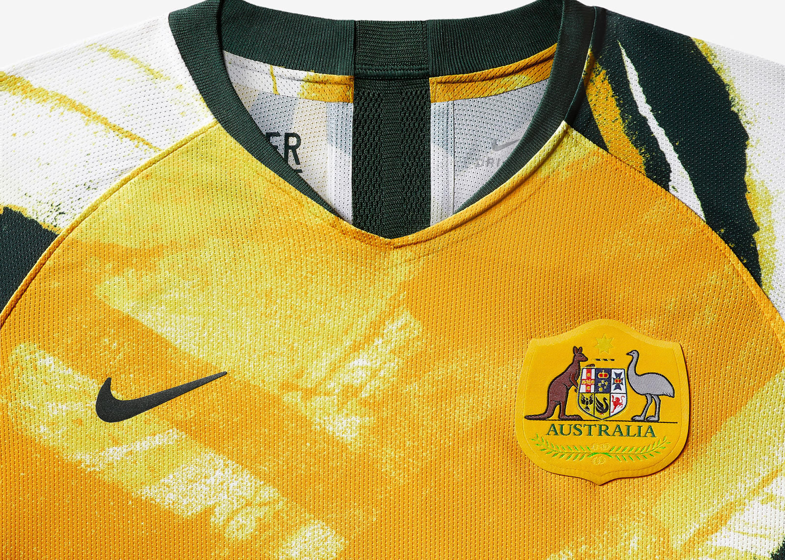 Australia National Team Kit 2019 2