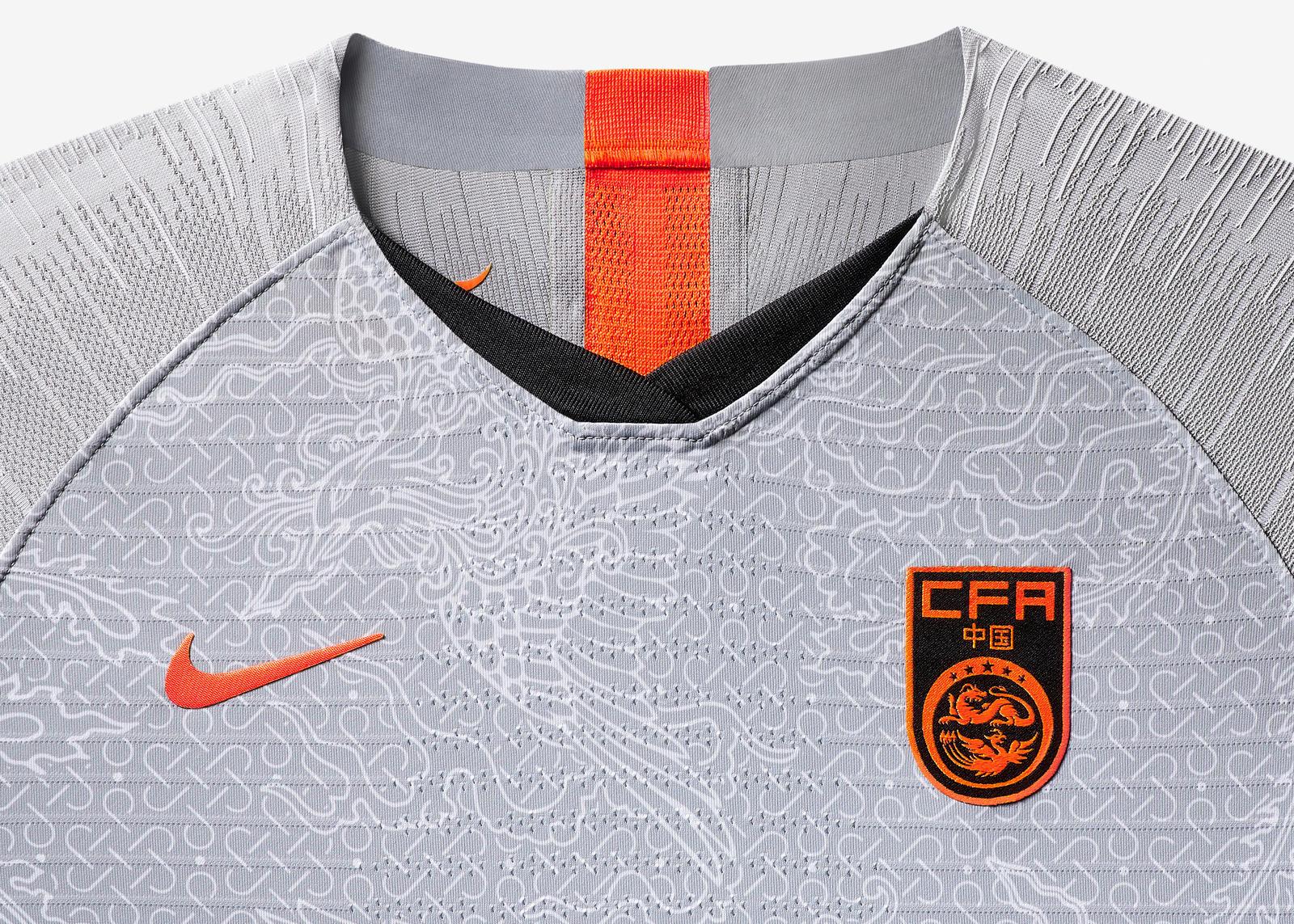 China 2019 Women's Football Kit - Nike News
