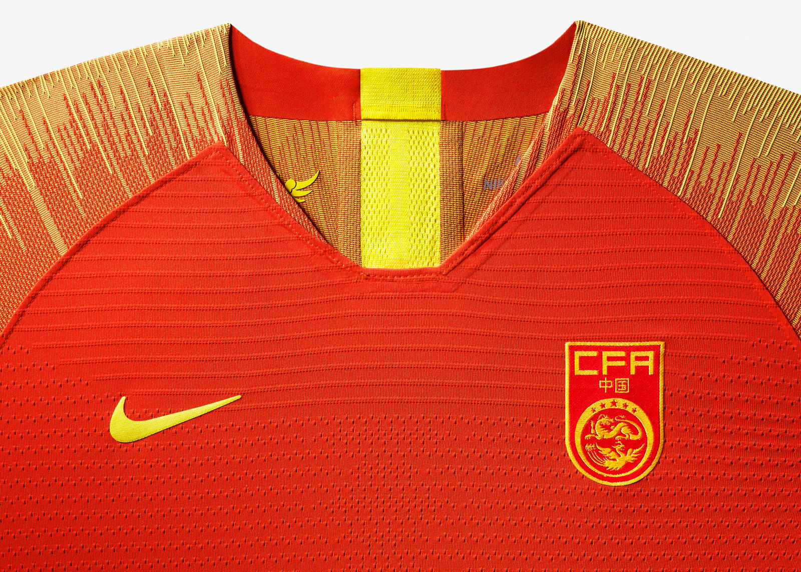 China National Team Kit 2019 2