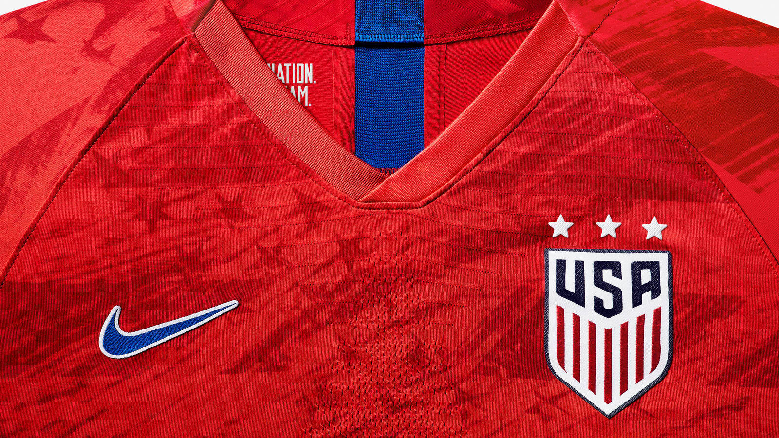 USA National Team Kit 2019 0
