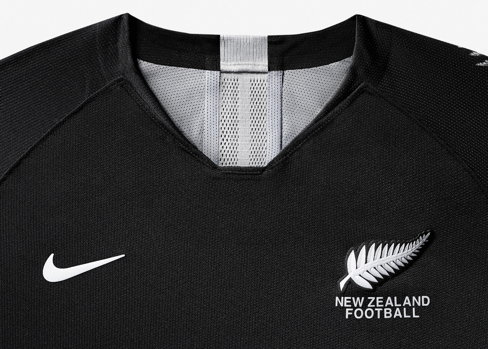 New Zealand National Team Kit 2019 0