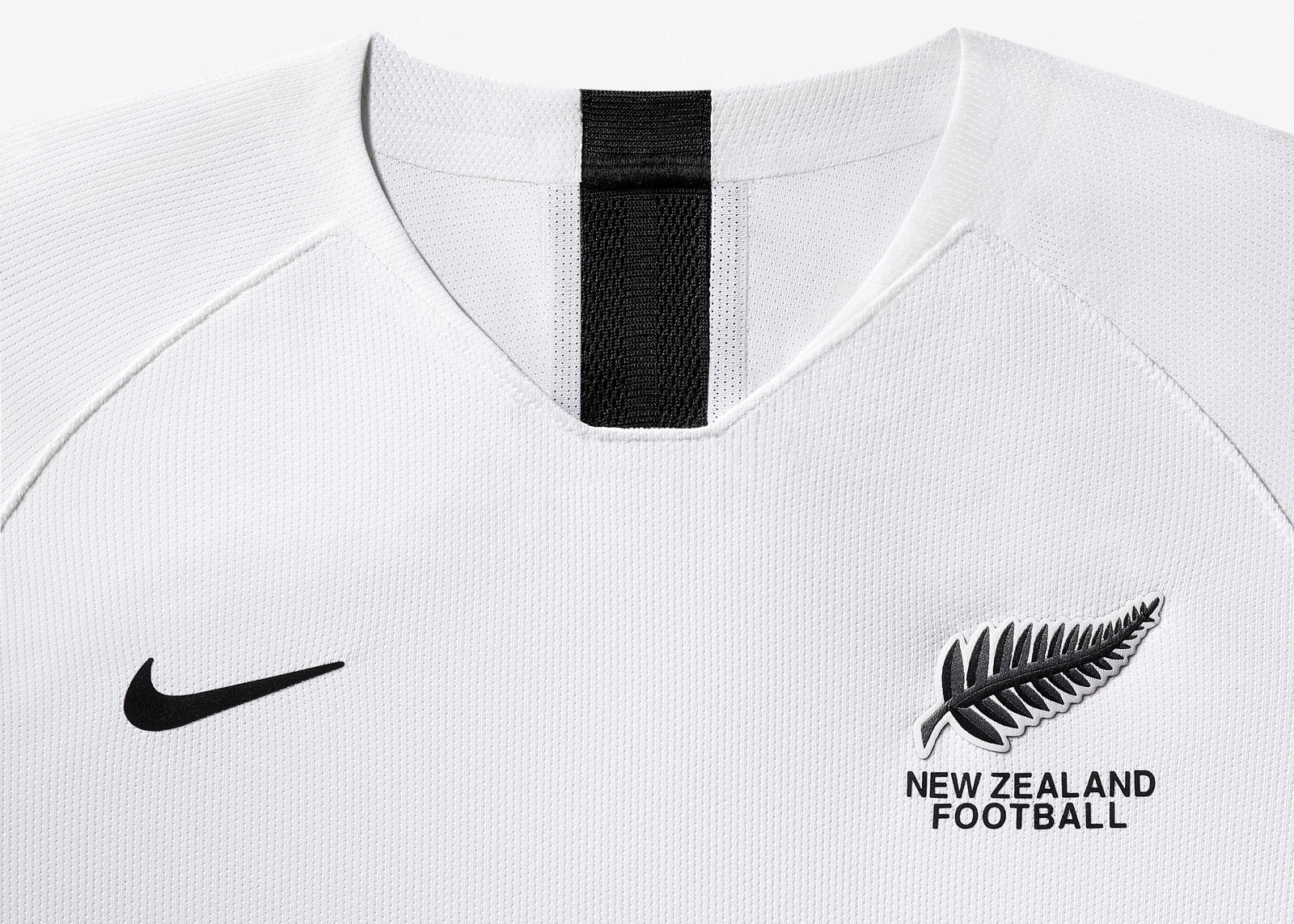 New Zealand National Team Kit 2019 1