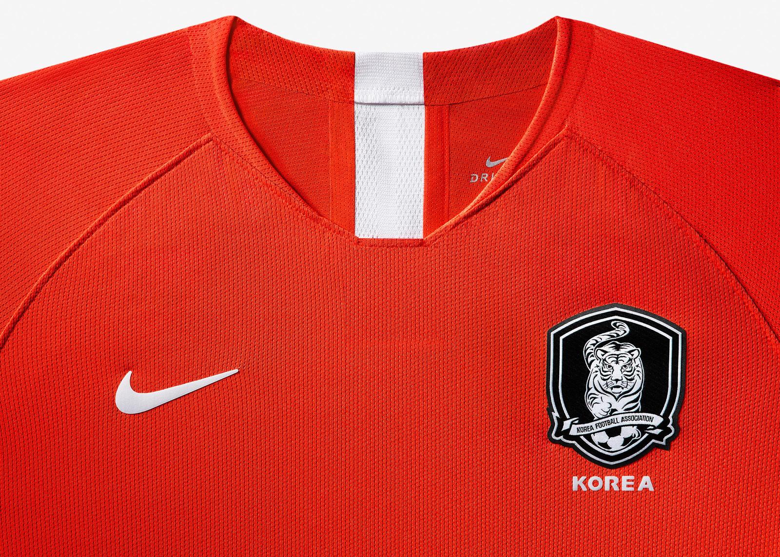 809d5d0ba87 South Korean 2019 Women s Football Kit - Nike News