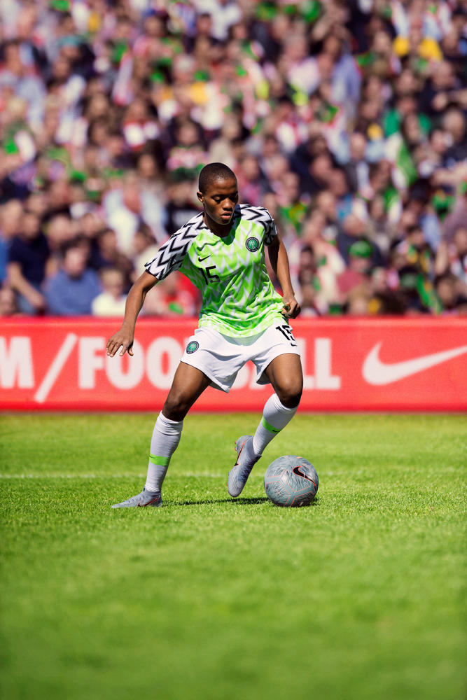 The Super Falcons Rise for Naija
