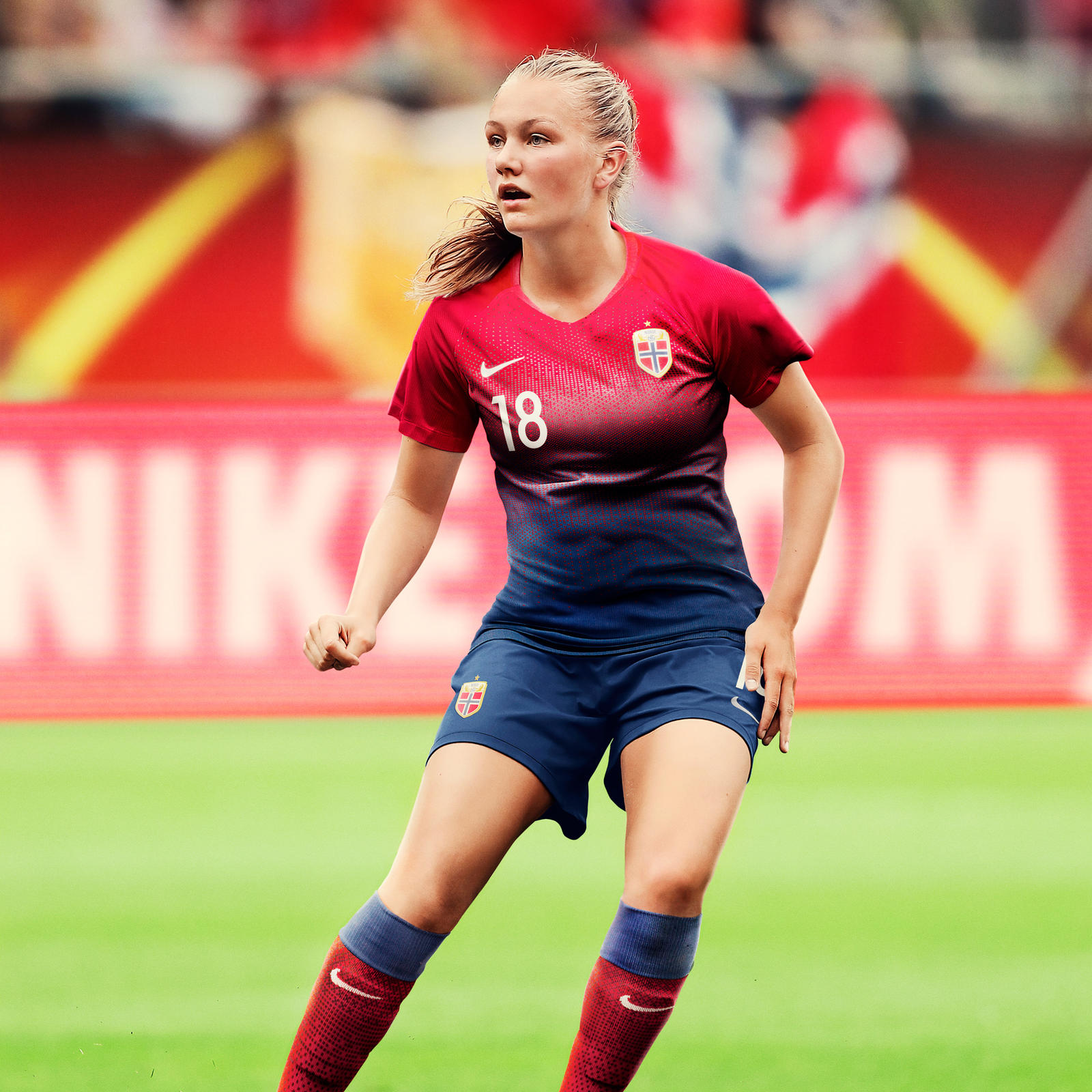 huge discount 3f801 234be Norway 2019 Nike Women's Football Kit - Nike News