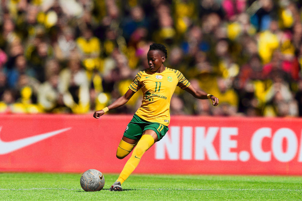 Banyana Banyana Honor All South Africa