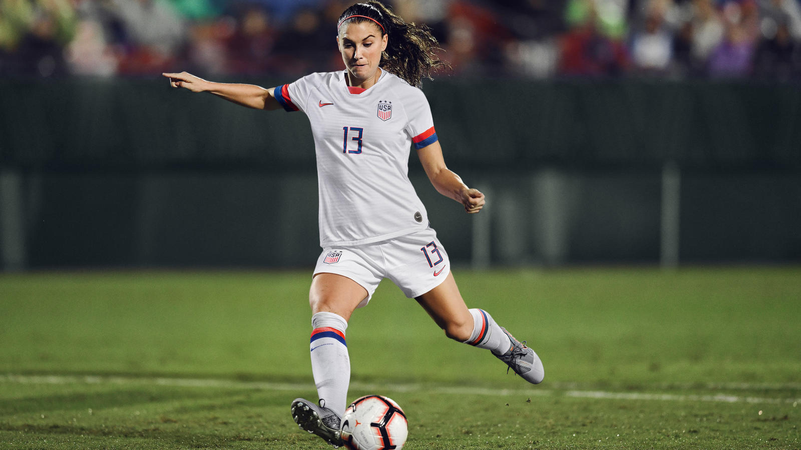 85a29567678 2019 U.S. Soccer Women's National Team Kit - Nike News