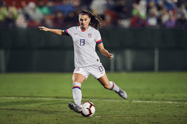 41d234db9 2019 U.S. Soccer Women s National Team Kit - Nike News