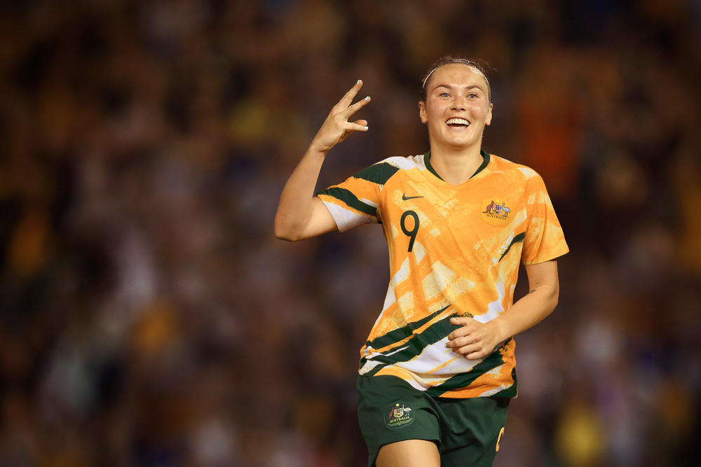 The Matildas Highlight Australia's Exuberant Spirit