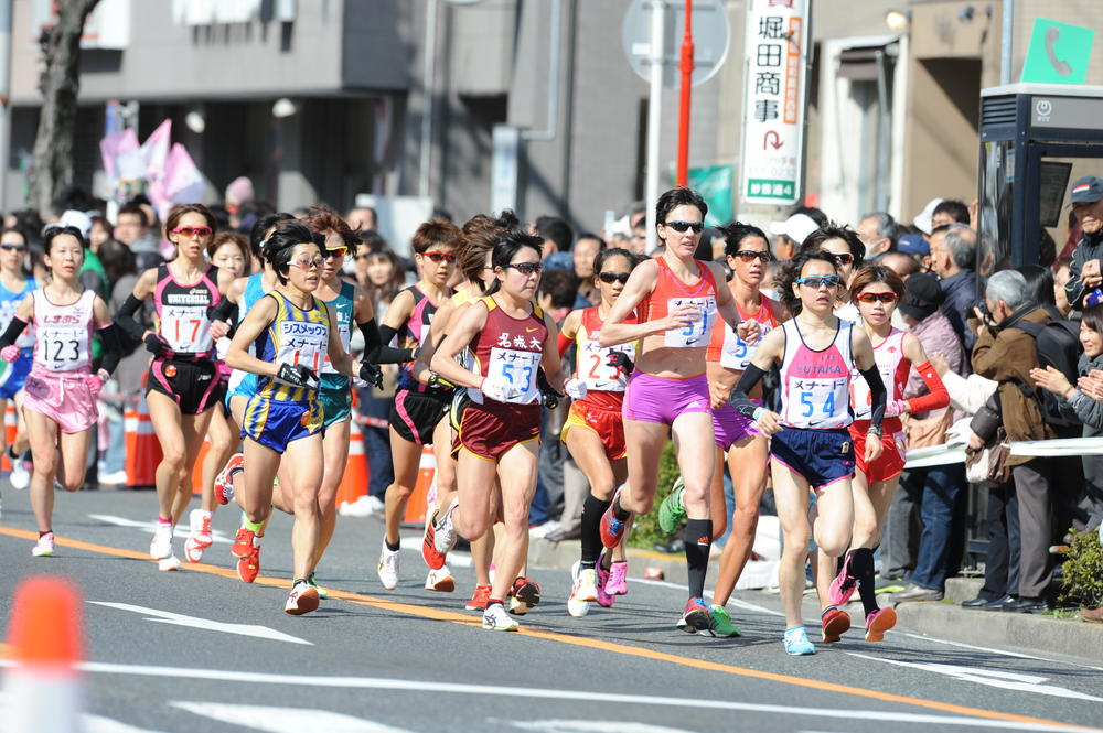 Nagoya Women's Marathon 2012 biggest of its kind with 13,000+ runners