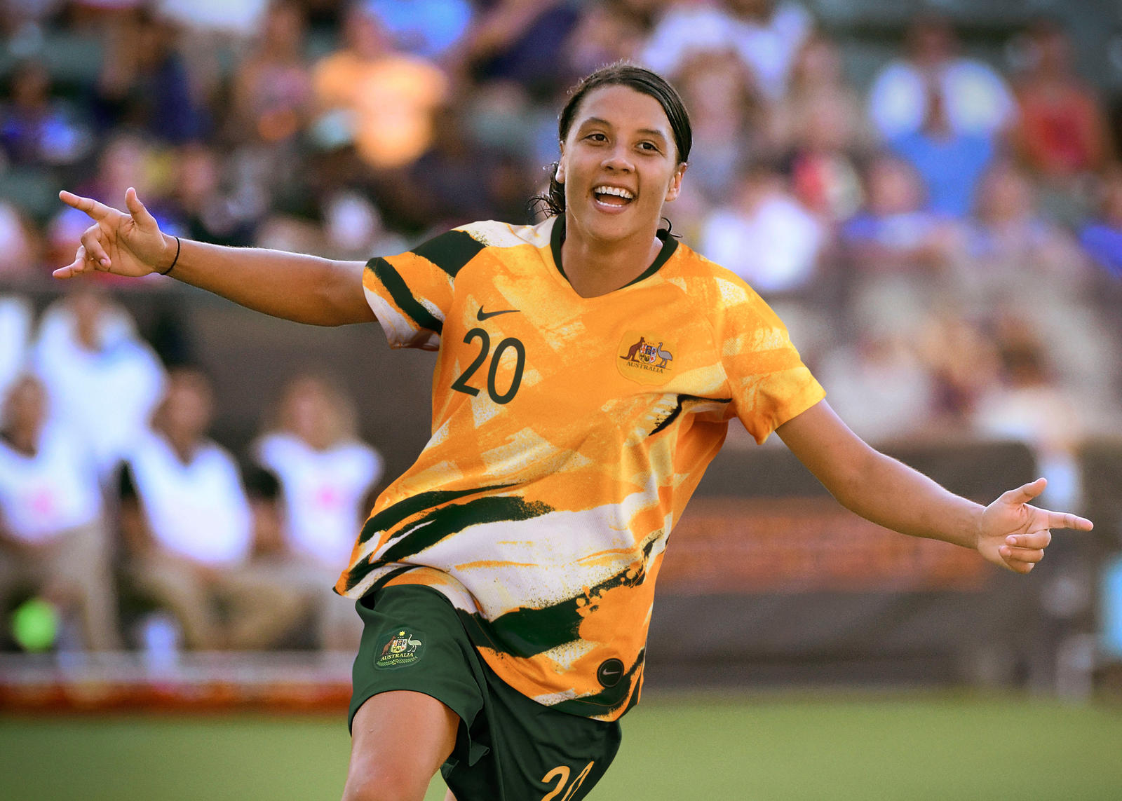 The Matildas Highlight Australia's Exuberant Spirit 2